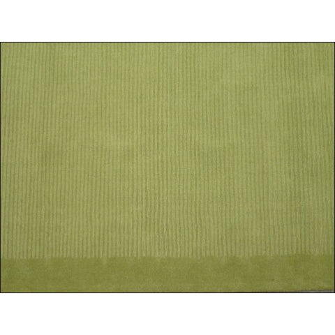 Handmade Modern Green Wool Rug - Elite 1041 - Rugs Of Beauty