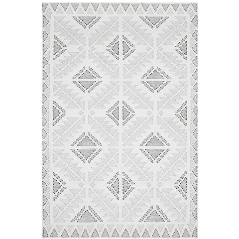 Vasteras 1251 Light Beige Scandinavian Rug - Rugs Of Beauty - 1