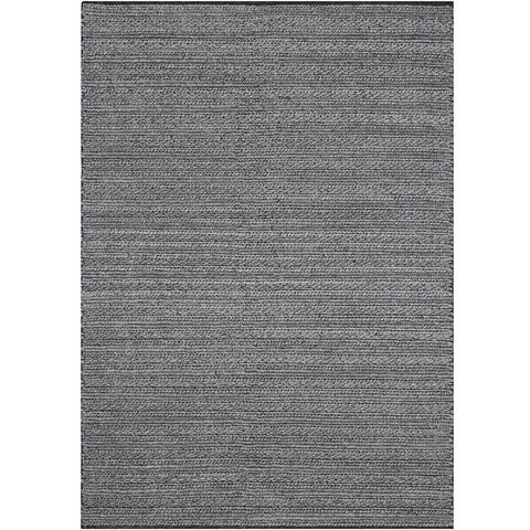 Vasteras 1254 Charcoal Grey Scandinavian Rug - Rugs Of Beauty - 1
