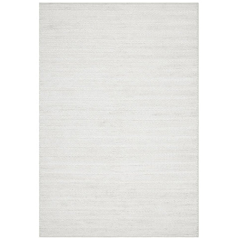 Vasteras 1254 Ivory White Scandinavian Rug - Rugs Of Beauty - 1