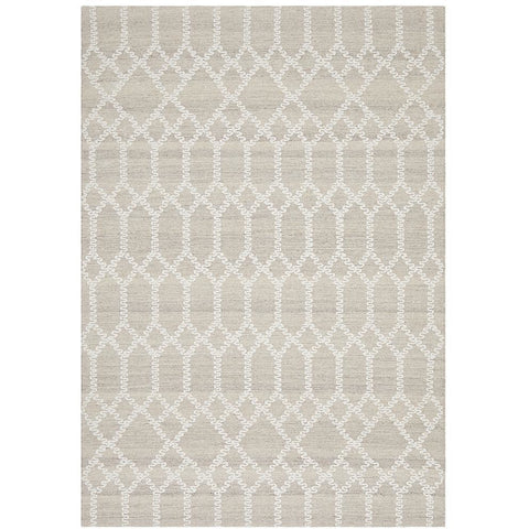 Vasteras 1255 Beige Cream Scandinavian Rug - Rugs Of Beauty - 1