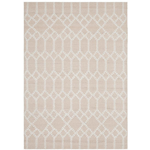 Vasteras 1255 Nude Scandinavian Rug - Rugs Of Beauty - 1