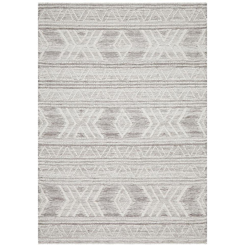 Vasteras 1256 Natural Scandinavian Wool Rug - Rugs Of Beauty - 1