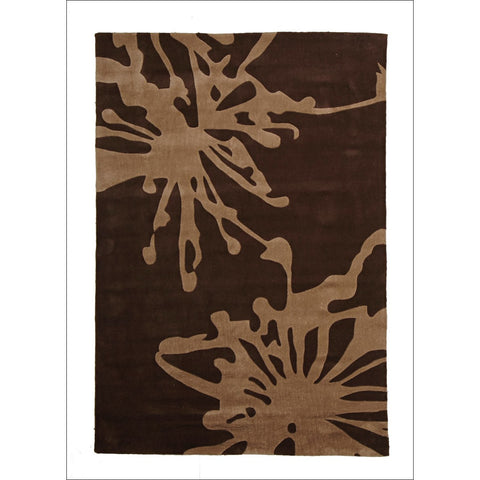 Latest Design Rug Light Brown and Beige - Rugs Of Beauty