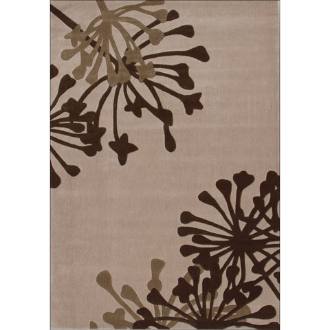 Stunning New Rug Beige Taupe - Rugs Of Beauty