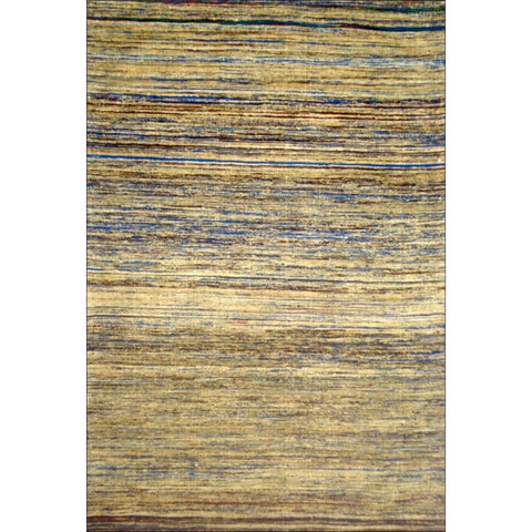 Hand woven Sari Silk Rug - Chocho 1026 - Beige - Rugs Of Beauty