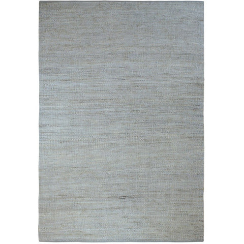 Herat Slate Flatweave Natural Jute Rug - Rugs Of Beauty