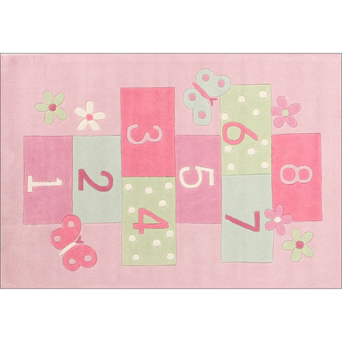 Hopscotch Kids Rug - Rugs Of Beauty
