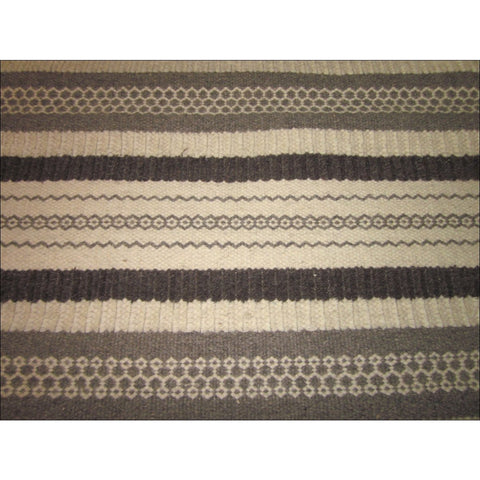 Handmade Woollen Kilim Rug - 416 - Natural - Rugs Of Beauty