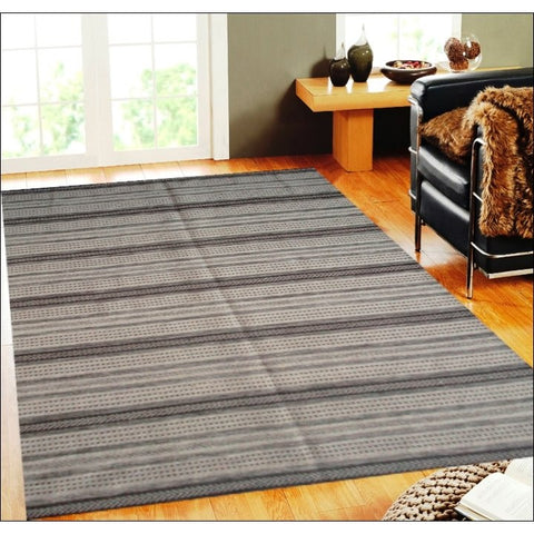 Handmade Woollen Kilim Rug - 128 - Natural - Rugs Of Beauty