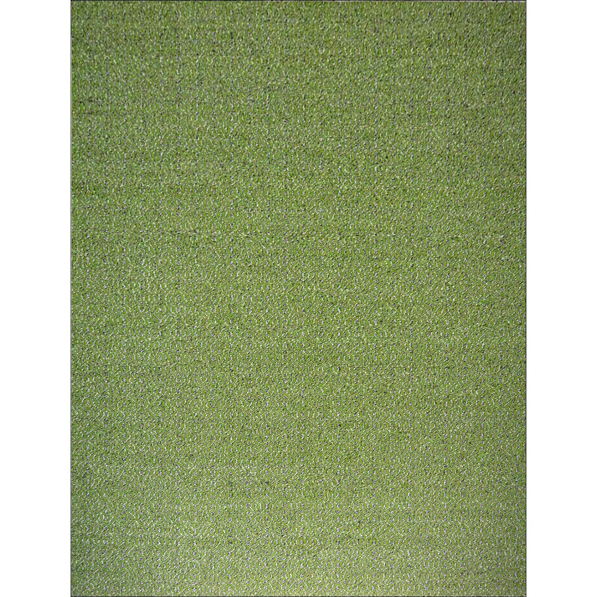 Handwoven Woollen Durrie Rug Avila Green Rugs Of Beauty
