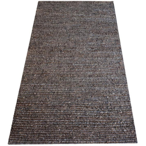 Brown Stripe Designer Rug - Rugs Of Beauty - 1