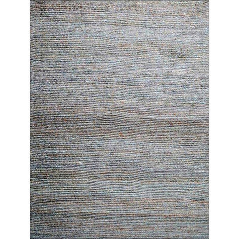 Flatweave Jute Durrie Rug - Kerla 1032 - Neutral Charcoal - Rugs Of Beauty
