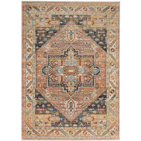 Tivoli 2773 Earth Multi Colour Transitional Rug - Rugs Of Beauty - 1