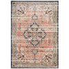 Tivoli 2774 Terracotta Multi Colour Transitional Rug - Rugs Of Beauty - 1