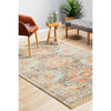 Tivoli 2776 Blue Terracotta Multi Colour Transitional Rug - Rugs Of Beauty - 3
