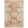 Tivoli 2776 Blue Terracotta Multi Colour Transitional Rug - Rugs Of Beauty - 1