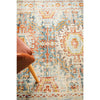 Tivoli 2776 Blue Terracotta Multi Colour Transitional Rug - Rugs Of Beauty - 5