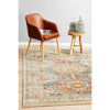 Tivoli 2776 Blue Terracotta Multi Colour Transitional Rug - Rugs Of Beauty - 2
