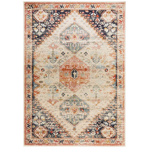 Tivoli 2777 Autumn Multi Colour Transitional Rug - Rugs Of Beauty - 1