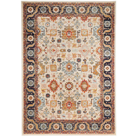 Tivoli 2783 Sand Multi Colour Transitional Rug - Rugs Of Beauty - 1