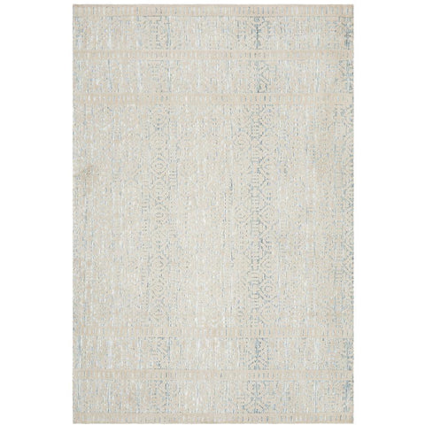 Nara 131 Blue Transitional Textured Rug - Rugs Of Beauty - 1