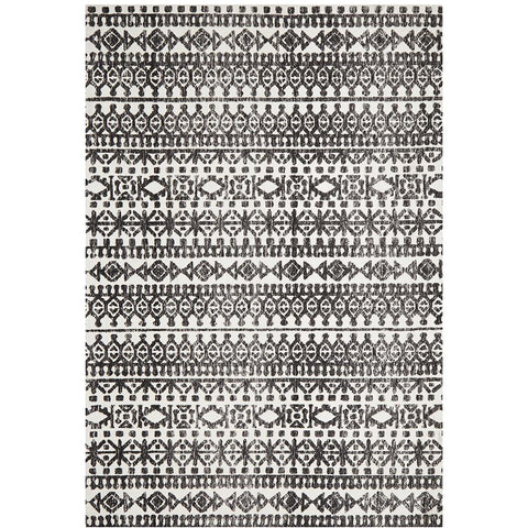 Nara 133 Ivory Transitional Textured Rug - Rugs Of Beauty - 1