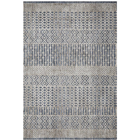 Nara 135 Charcoal Grey Transitional Textured Rug - Rugs Of Beauty - 1