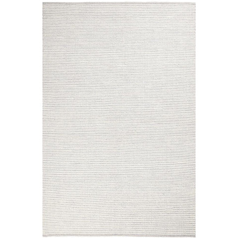 Seljord Grey Modern Scandi Wool Rug - Rugs Of Beauty - 1