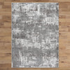 Trent 351 Grey Modern Patterned Rug - Rugs Of Beauty - 3