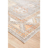Bergen 1431 Peach Grey Transitional Medallion Patterned Rug - Rugs Of Beauty - 6
