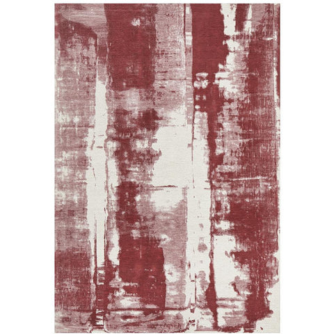 Asgard 175 Rose Modern Abstract Rug - Rugs Of Beauty - 1