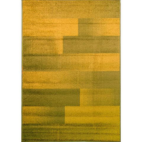 Modern Designer Graf Rug - Green - Rugs Of Beauty - 1