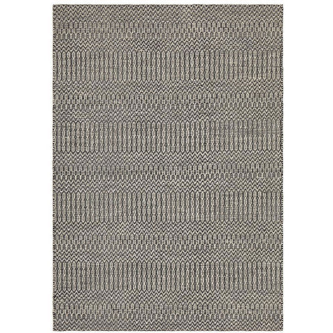 Quivira 475 Grey Abstract Patterned Modern Rug - Rugs Of Beauty - 1