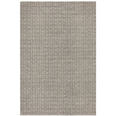 Quivira 482 Grey Diamond Patterned Modern Rug - Rugs Of Beauty - 1