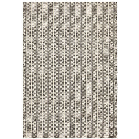 Quivira 482 Beige Grey Diamond Patterned Modern Rug - Rugs Of Beauty - 1