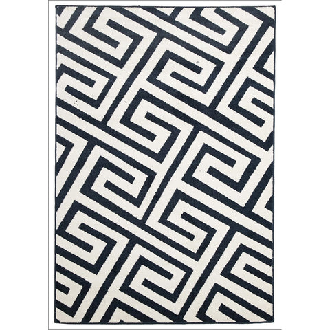 Indoor Outdoor Dolce Rug Navy - Rugs Of Beauty - 1