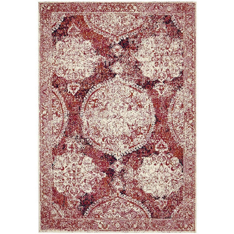 Adoni 152 Transitional Fuchsia Rug - Rugs Of Beauty - 1