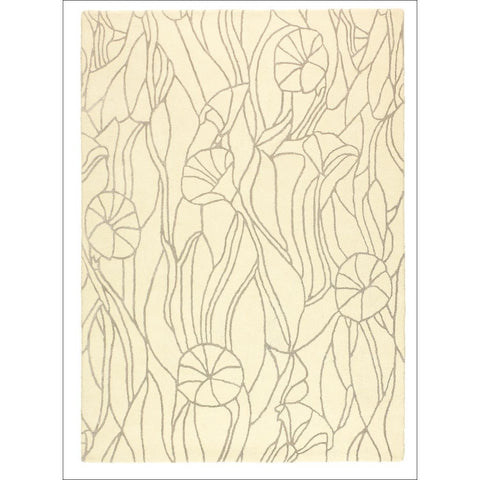 Mexx Ivy 13309 Cream Designer Wool Rug - Rugs Of Beauty