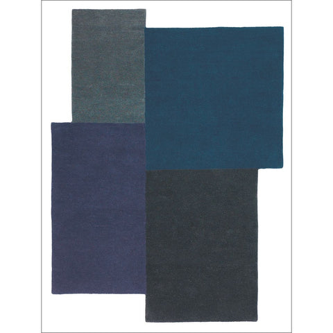 Mexx Panel 14905 Multi Designer Rug - Rugs Of Beauty - 1