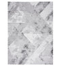 Lincoln 2724 Grey Modern Patterned Rug - Rugs Of Beauty - 1
