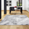 Lincoln 2724 Grey Modern Patterned Rug - Rugs Of Beauty - 2