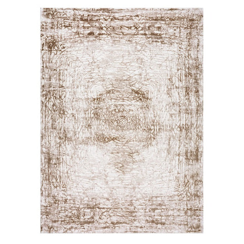 Lincoln 2725 Beige Modern Patterned Rug - Rugs Of Beauty - 1