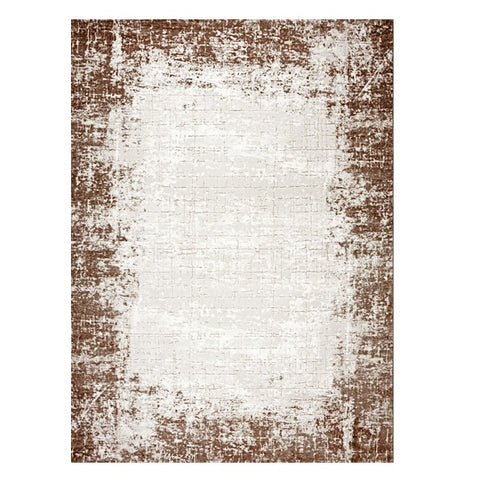 Lincoln 2726 Beige Modern Patterned Rug - Rugs Of Beauty - 1