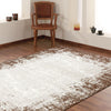 Lincoln 2726 Beige Modern Patterned Rug - Rugs Of Beauty - 2