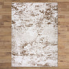 Lincoln 2727 Beige Modern Patterned Rug - Rugs Of Beauty - 3