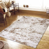 Lincoln 2727 Beige Modern Patterned Rug - Rugs Of Beauty - 2