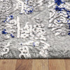 Lincoln 2728 Blue Modern Patterned Rug - Rugs Of Beauty - 5