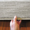Caldwell Grey Beige Abstract Patterned Modern Rug - 6