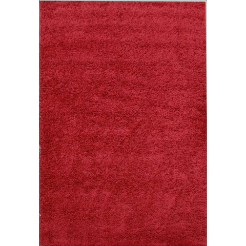 Funky Urban Shag Rug - Red - Rugs Of Beauty